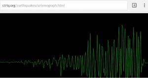 cara mudah deteksi dini gempa menggunakan ponsel