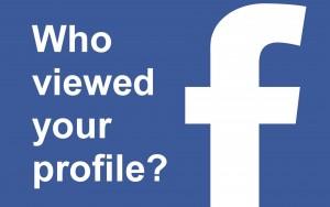 siapa melihat profil facebook