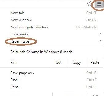 Cara Mengembalikan Sesi Terakhir pada Google Chrome 2