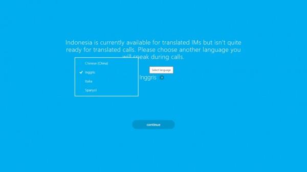 Terjemahkan Percakapan Video Call dan Chatting Menggunakan Skype Translator Preview 3