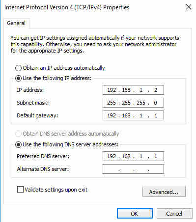 how to change http port 80 on router dlink